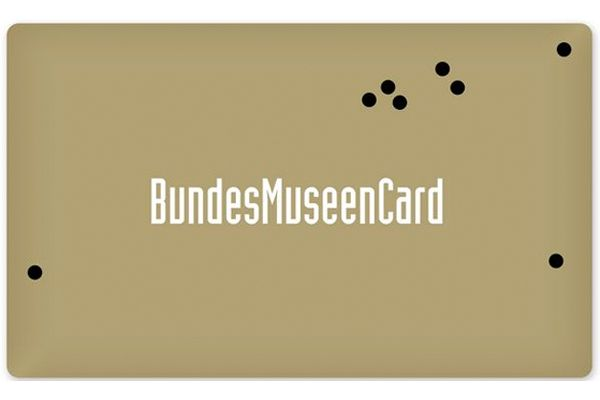 Bundesmuseen-Card
